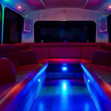Club Class Bus Ltd Party Bus