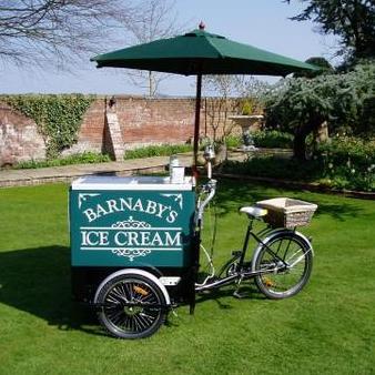 Barnaby's Ice Cream - Catering , Kidderminster,  Ice Cream Cart, Kidderminster