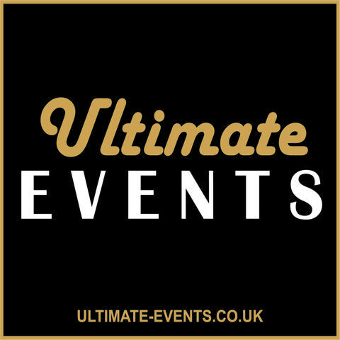 Ultimate Events Projector and Screen
