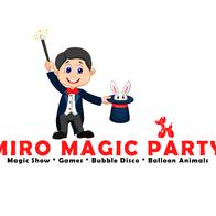 Miro Magic Party Clown