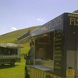 Geoff Allan Catering Food Van