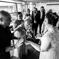 Jeremy Hayward Wedding Magician
