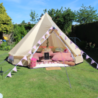 Sweetest Occasions Candy Carts Bell Tent