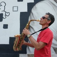 Carlo Saxophonist Jazz Band