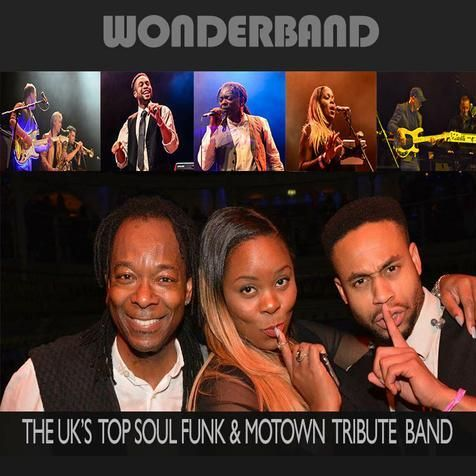 WONDERBAND Soul & Motown Band