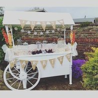 R Murphy Catering & Events Candy Floss Machine