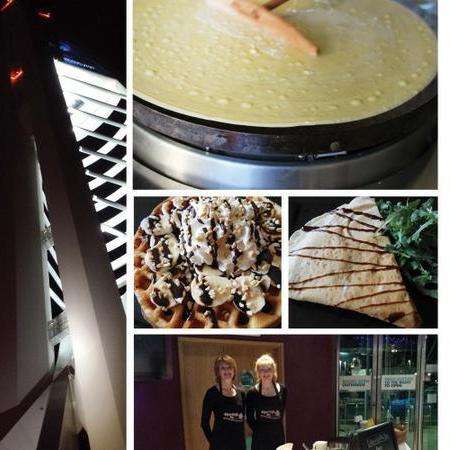 Crepe 'n' waffle Stop - Catering , Fareham,  Crepes Van, Fareham