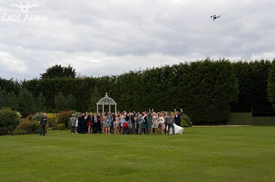 Zade aerial - Photo or Video Services  - Warwickshire - Warwickshire photo
