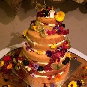 The Happy Cake Fairy Wedding Catering