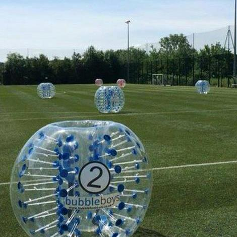 Bubble Boys Zorb Football