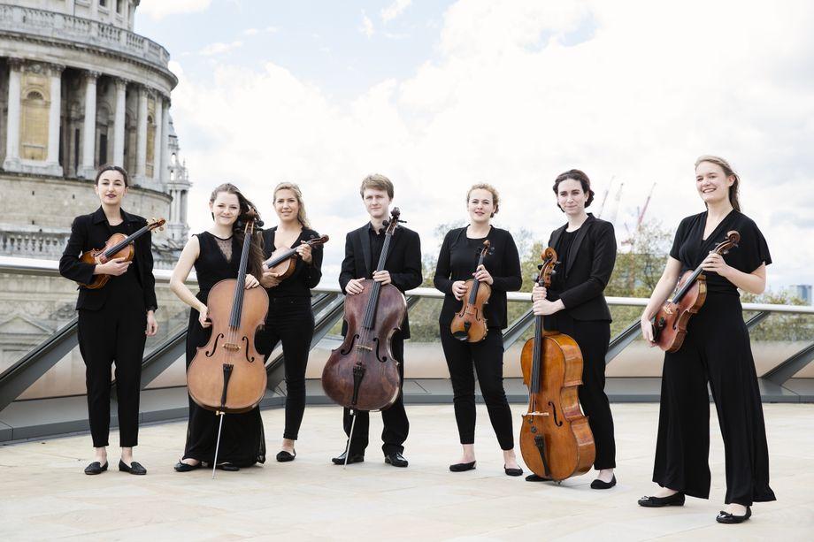 City String Ensemble - Ensemble Solo Musician  - Epsom - Surrey photo
