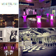 Wonderland Events Wedding DJ