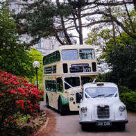 Wedding Cars - Wedding Taxis By iDoTaxi Vintage & Classic Wedding Car