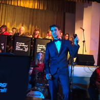 Aaron James Swing & Pop Singer Jazz Band