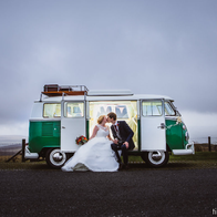 Love Bus In The Peak - Wedding Campervan Hire Vintage & Classic Wedding Car