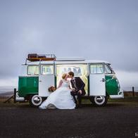 Love Bus In The Peak - Wedding Campervan Hire Wedding car