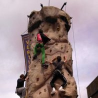 Verticalxtreme Mobile Climbing Wall