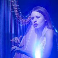 Valeria Harpist Harpist