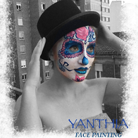 Yanthia Face Painter