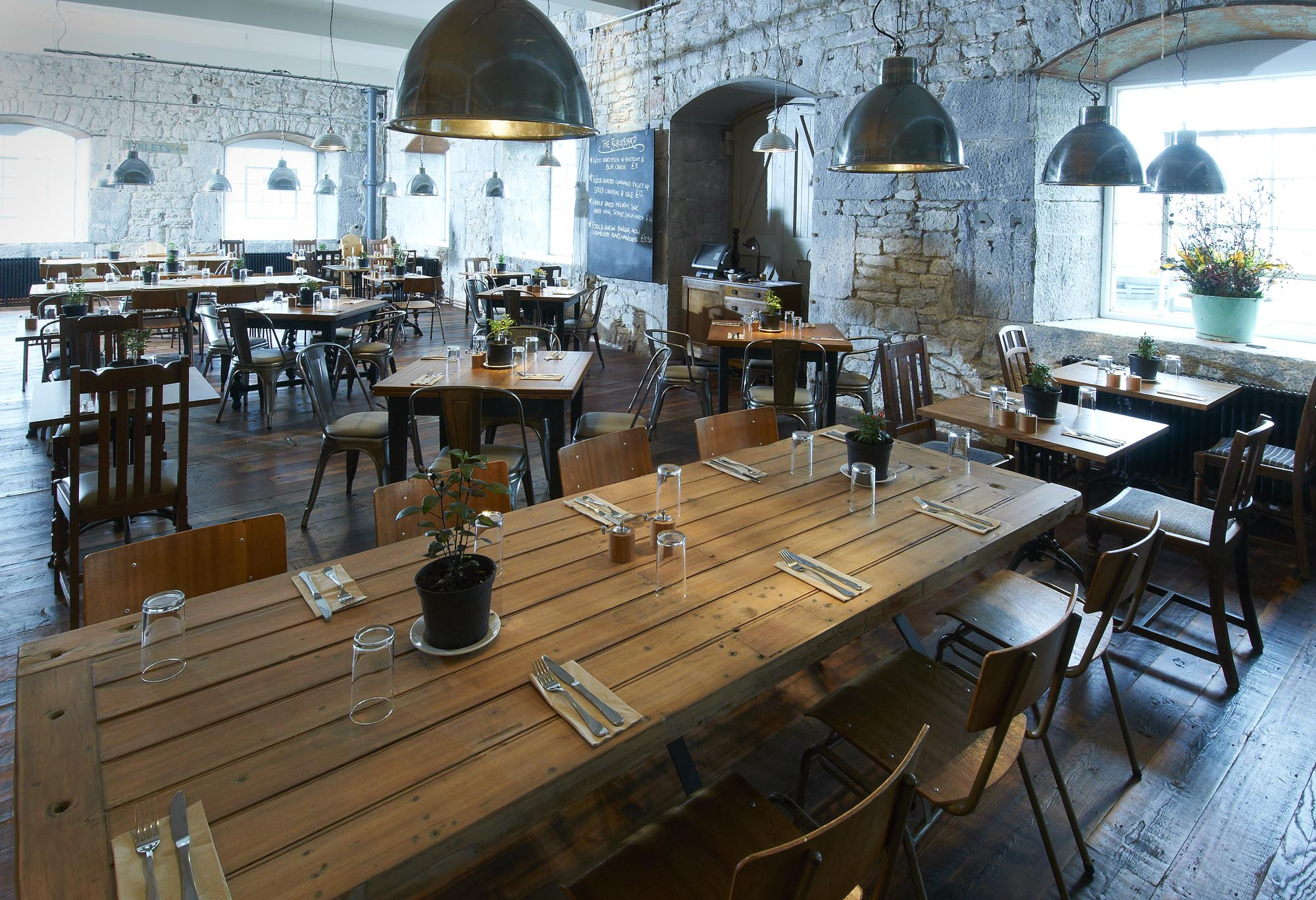 River Cottage Canteen for hire