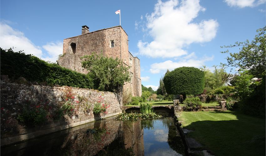 Bickleigh Castle for hire