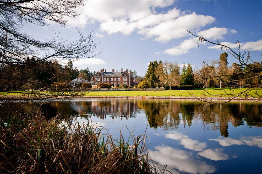 Lynford Hall Hotel for hire