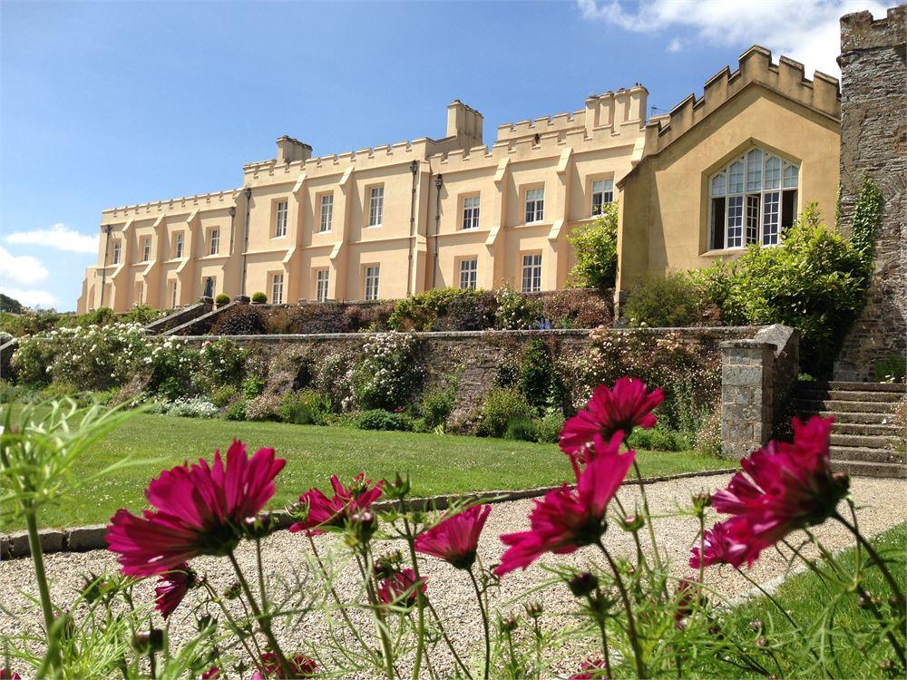 Pentillie Castle for hire