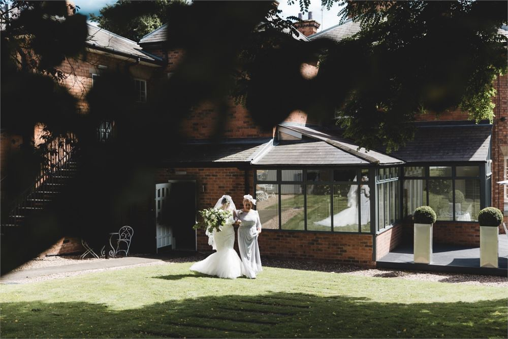 The Old Vicarage Boutique Wedding Venue for hire