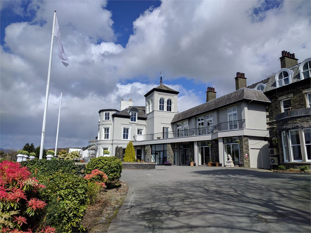 The Hydro Hotel for hire