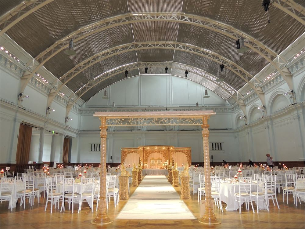 Royal Horticultural Halls, Lindley Hall for hire