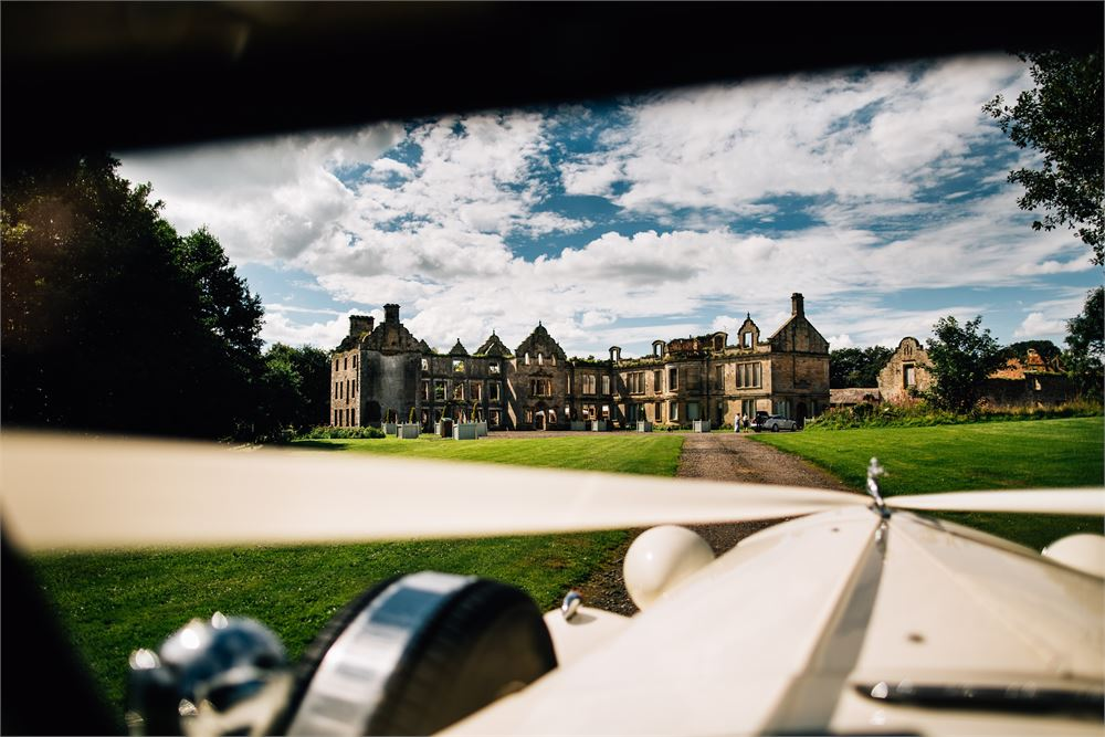 Kirklinton Hall for hire