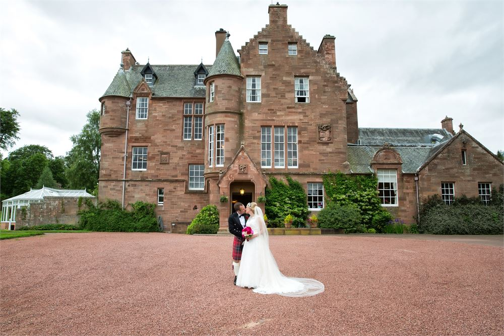 Cringletie House Hotel for hire