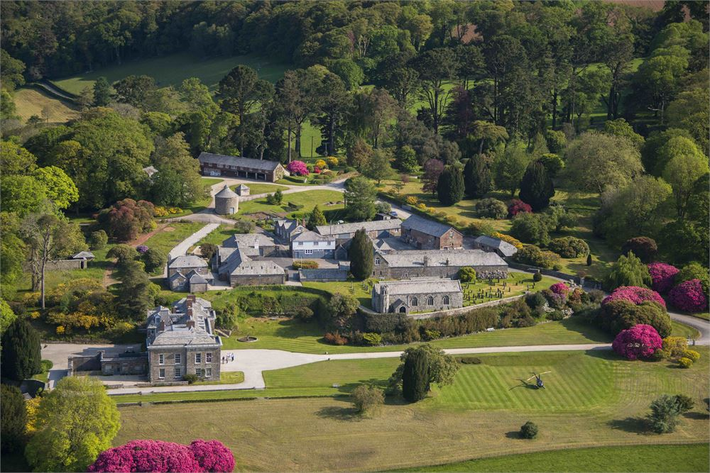 Boconnoc for hire