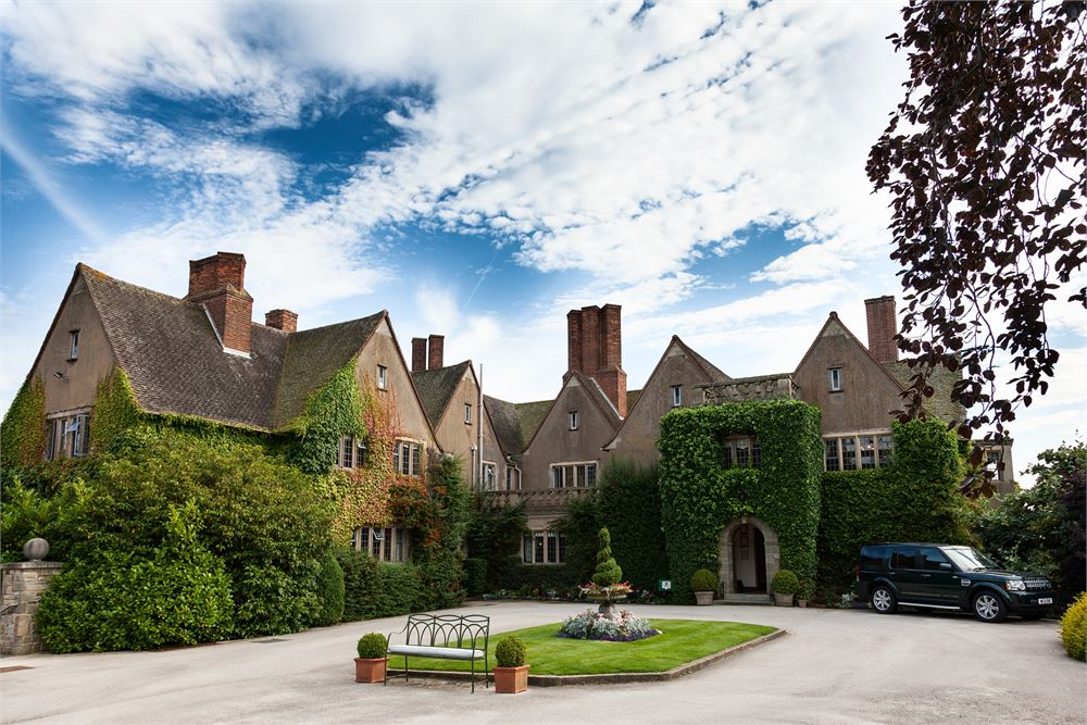 Mallory Court Country House Hotel & Spa for hire