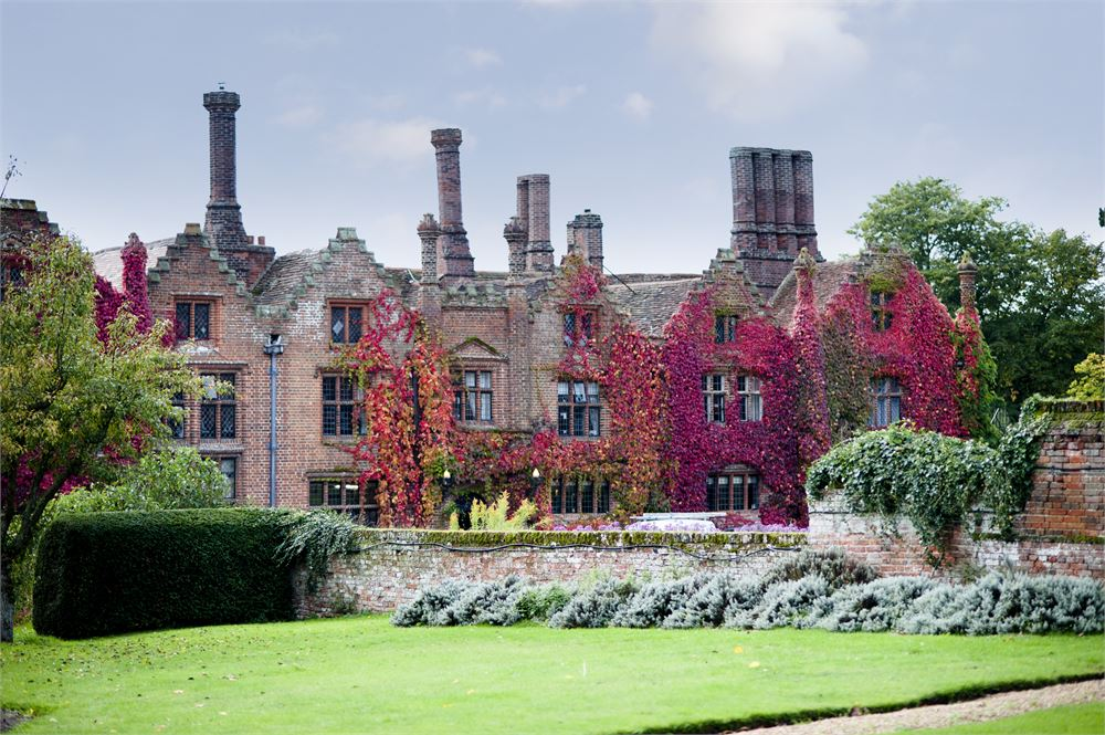 Seckford Hall Hotel for hire