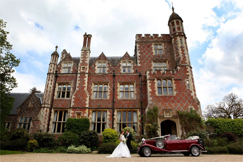 Horsted Place Hotel for hire