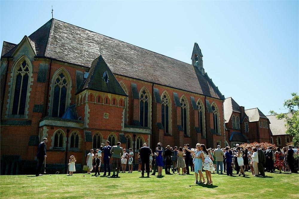 All Saints Chapel for hire