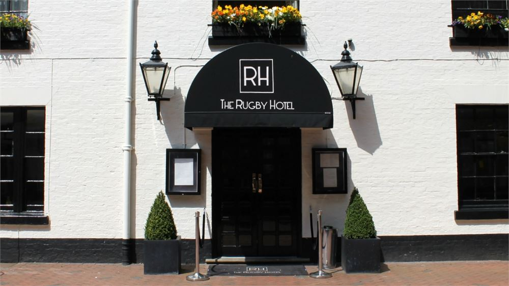 The Rugby Hotel for hire