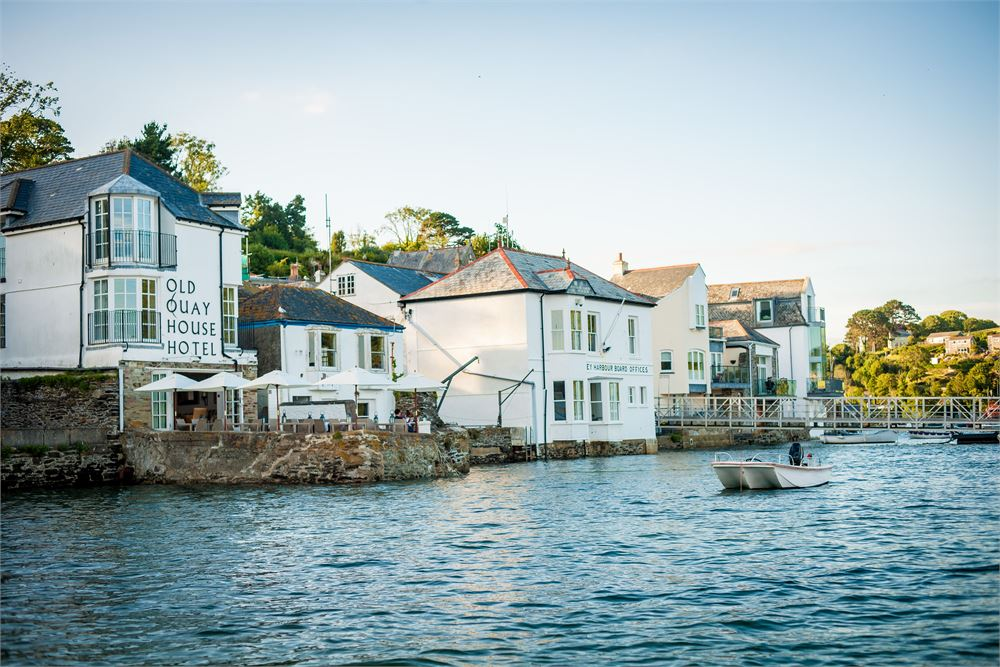 The Old Quay House Hotel Gallery for hire