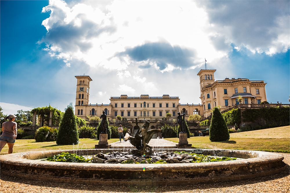 Osborne House for hire