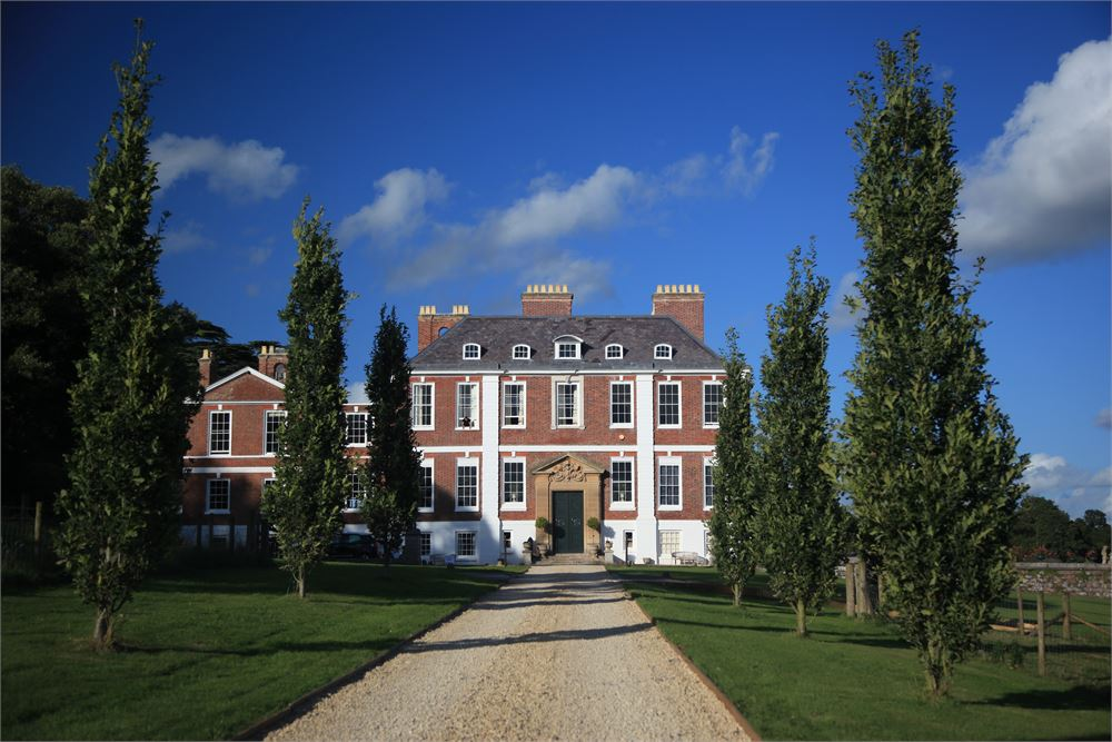 Pynes House for hire