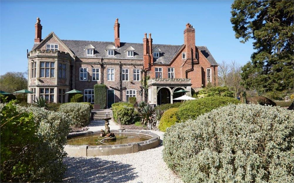 Rothley Court Hotel for hire