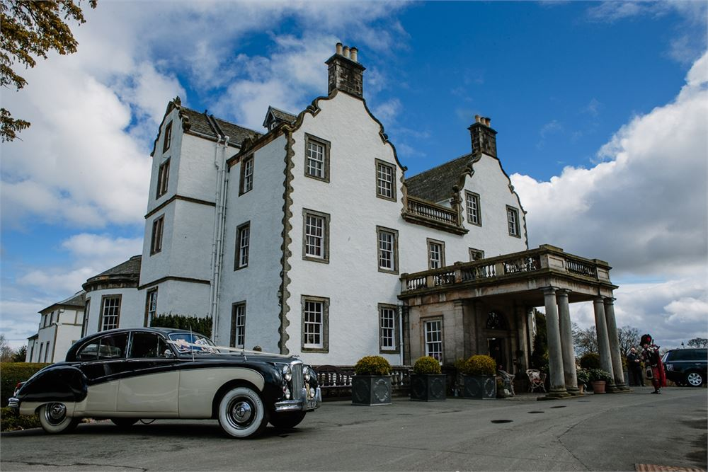 Prestonfield for hire