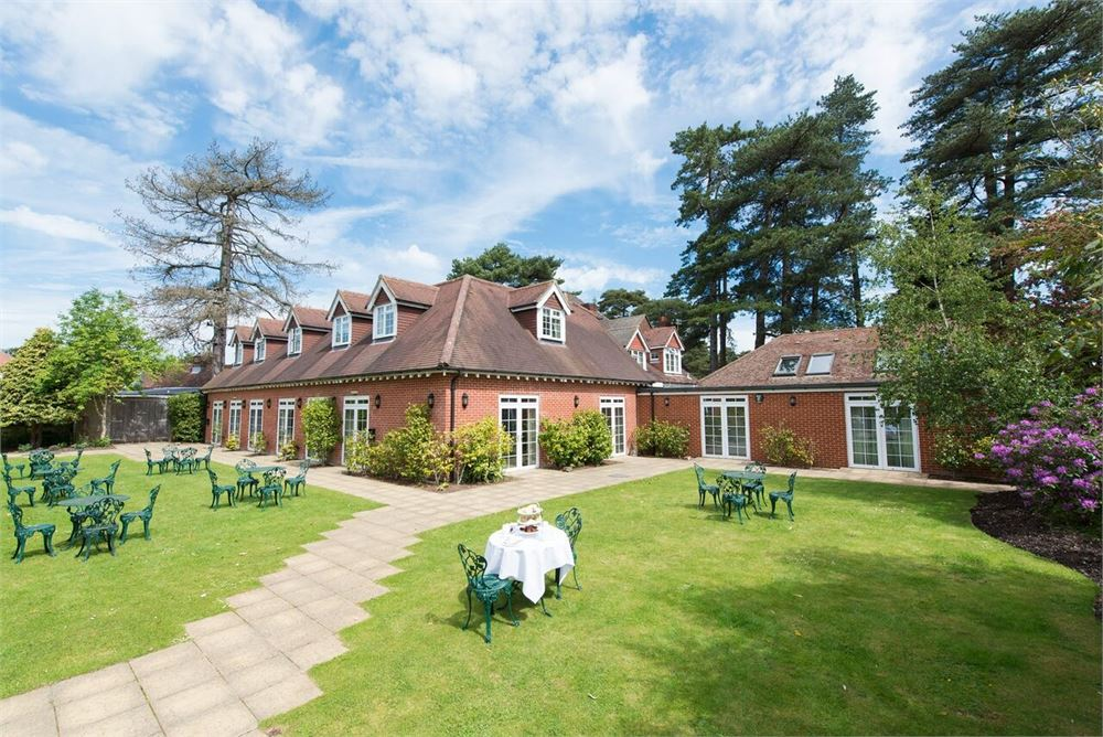 Beaulieu Hotel for hire