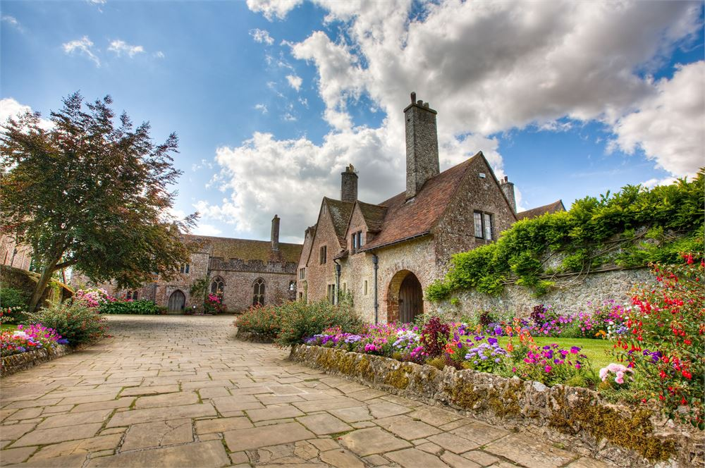 Lympne Castle for hire