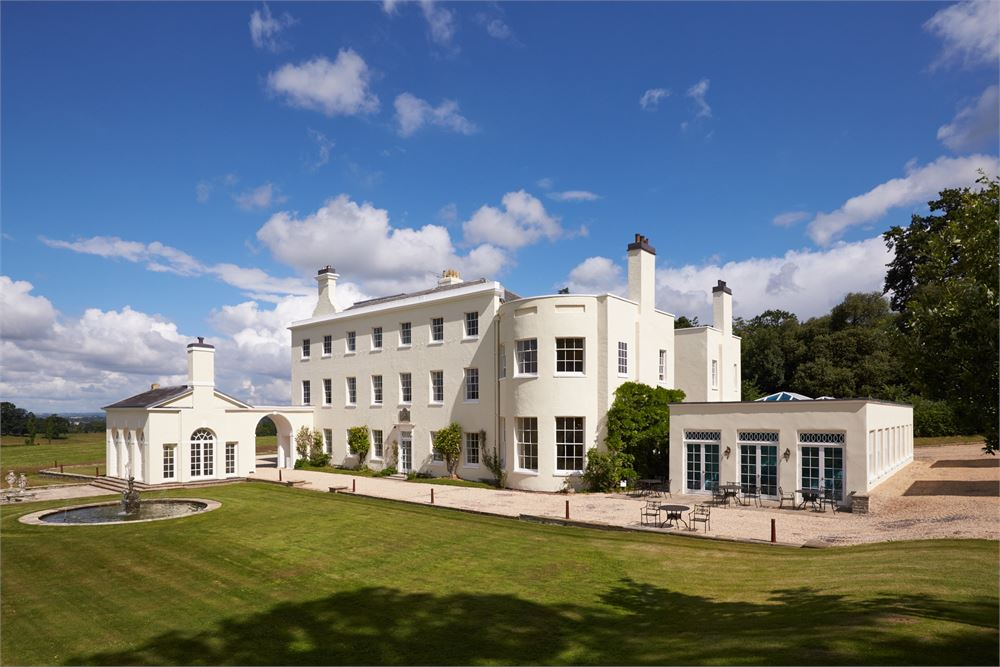Rockbeare Manor for hire