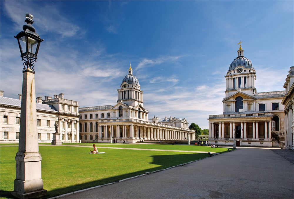 The Old Royal Naval College for hire