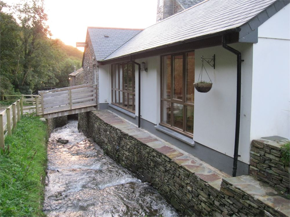 The Mill House Inn for hire