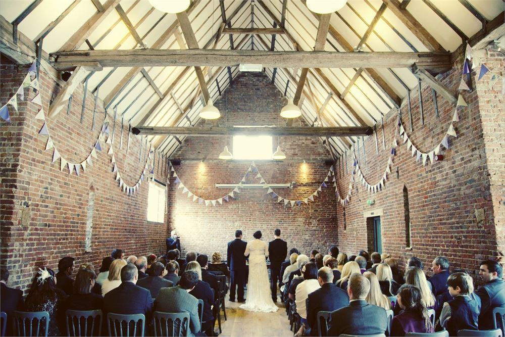 The Granary Wedding Barn for hire