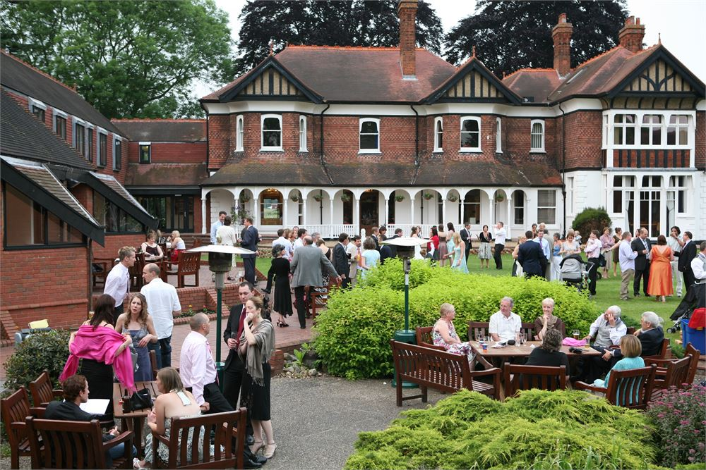 Moor Hall for hire